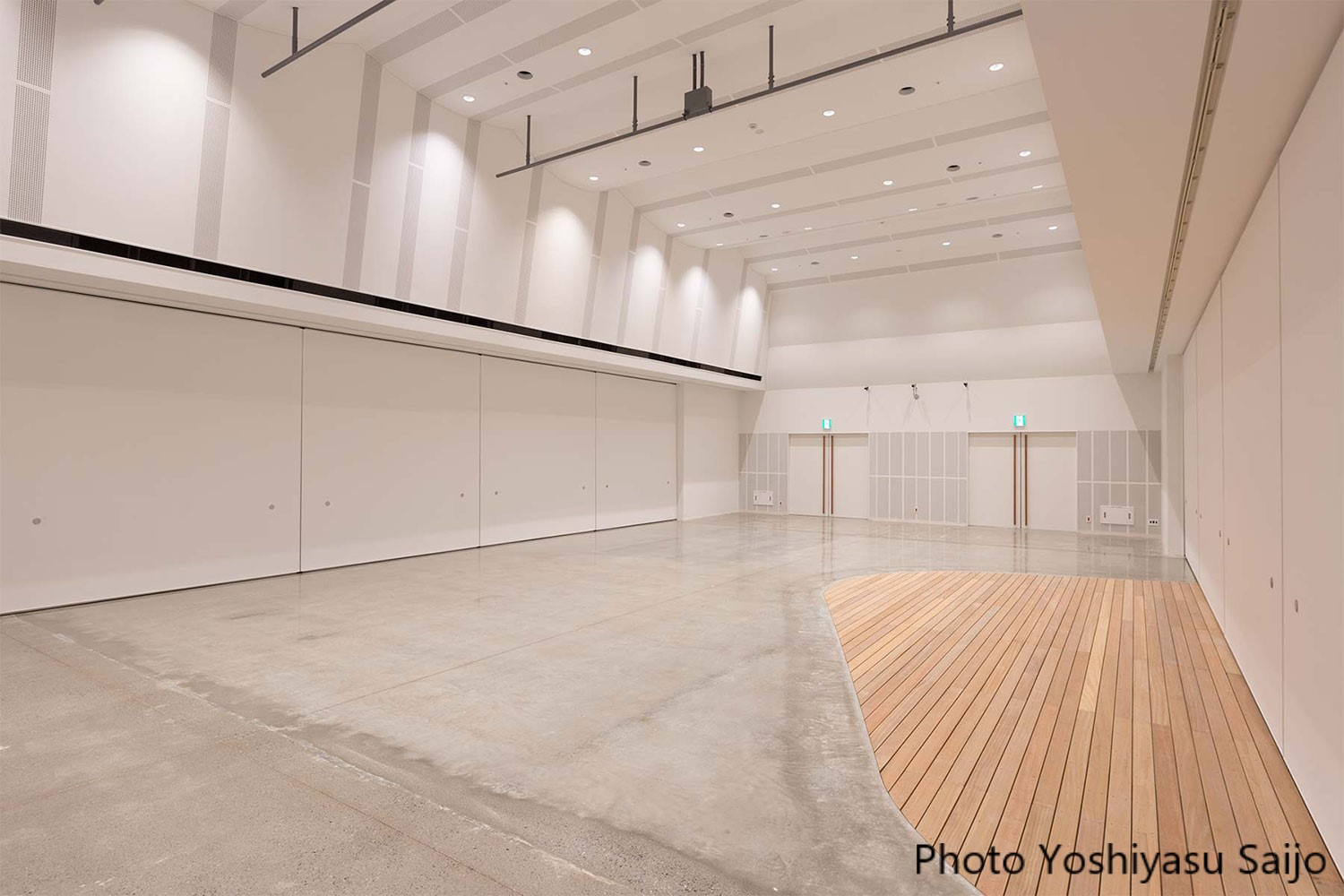 KAMAISHI CIVIC HALL TETTO