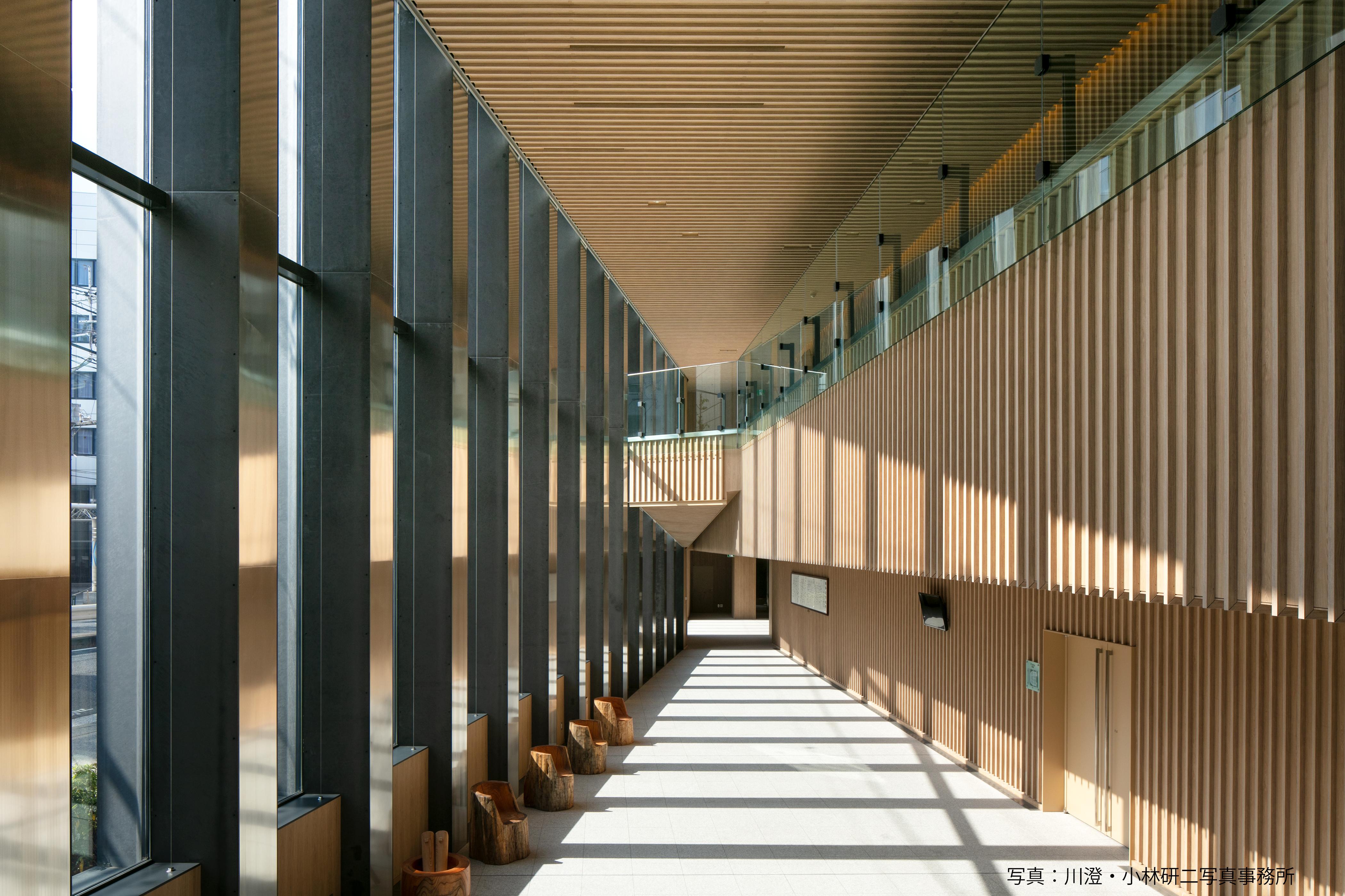 昭和大学 上條記念館・上條ホール