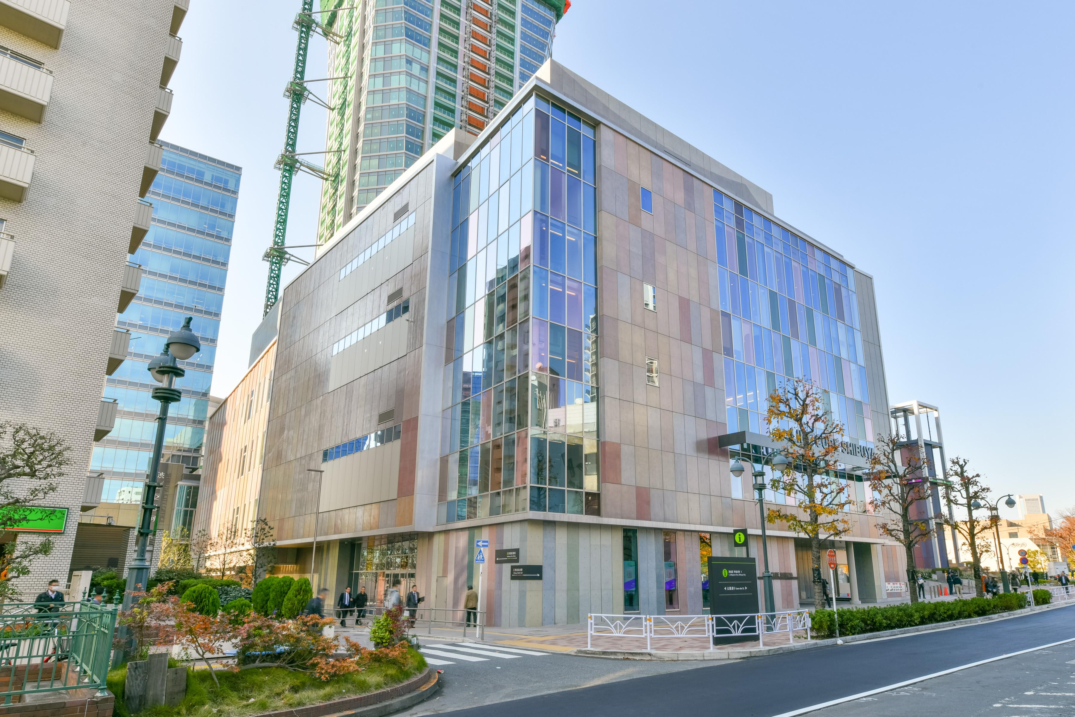 渋谷公会堂 LINE CUBE SHIBUYA