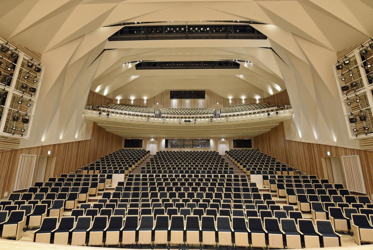 四国中央市市民文化ホール しこちゅ~ホール